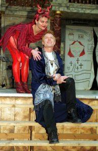 Mysteries 2000 - 'Satan & John Crow'