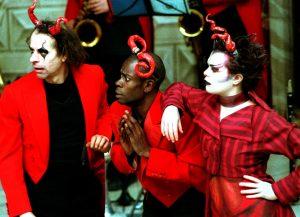 Mysteries - Satan & Co at Shakespeare's Globe