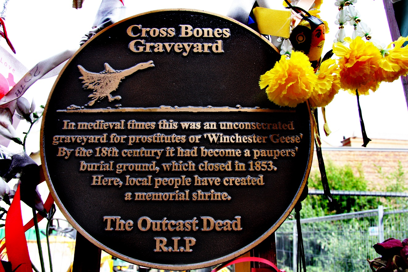 Image result for Cross Bones Graveyard